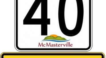 McMasterville réduit la vitesse sur son territoire