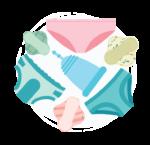 grame subvention produits d'hygiène personnelle durables