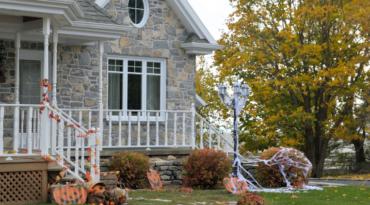 Concours « Décorations d'Halloween »