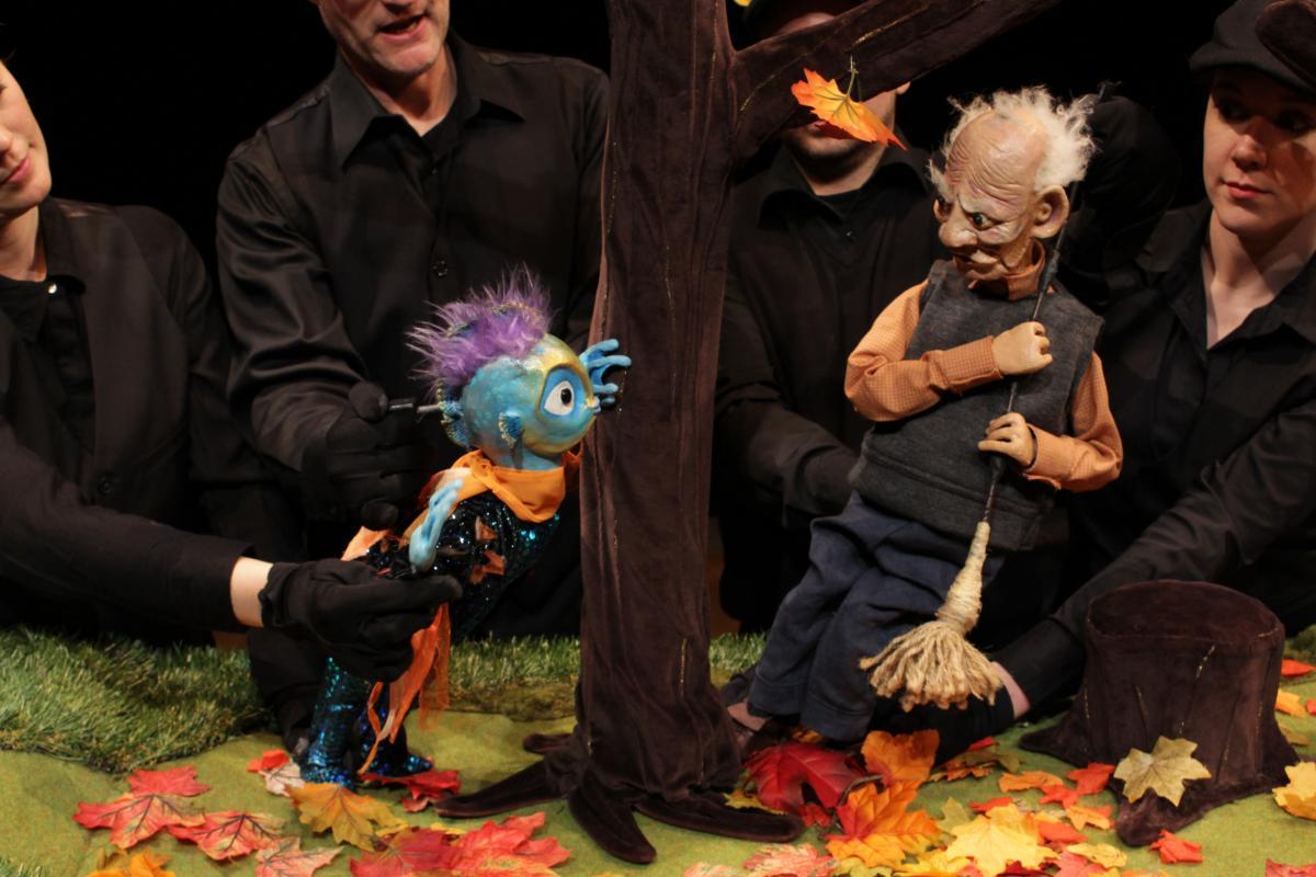 Du théâtre adapté pour les enfants autistes et leur famille!