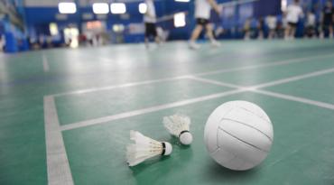 Activités sportives : Badminton libre familial et volleyball